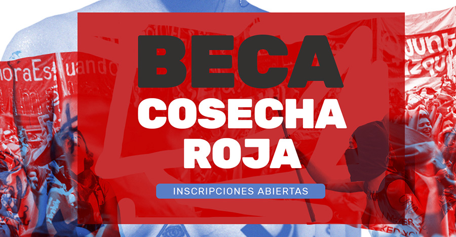 Beca Cosecha Roja