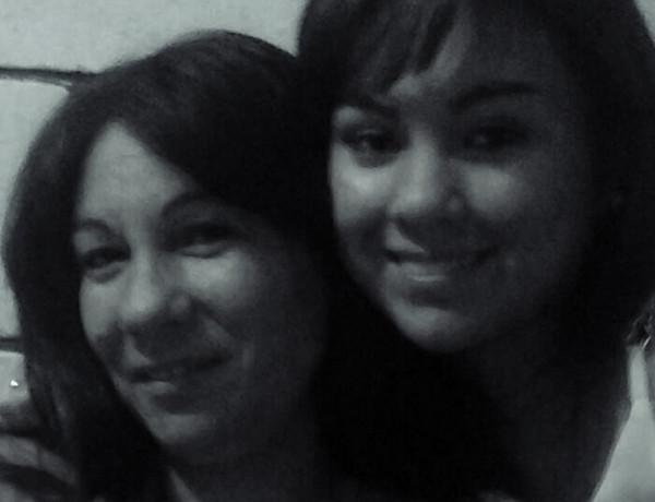 daiana y su mama
