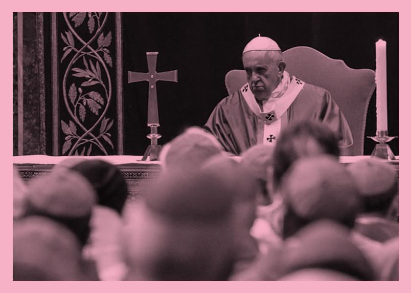 Cumbre contra los abusos en la Iglesia: un acto de hipocresía