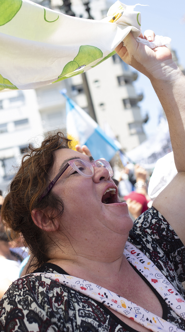 Asunción de Alberto Fernandez y Cristina Fernandez de Kirchner - 10-12-2019