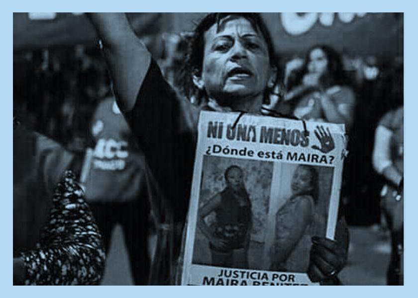 """Un crimen sin cuerpo: """"Que nadie se olvide de mi hija"""""""