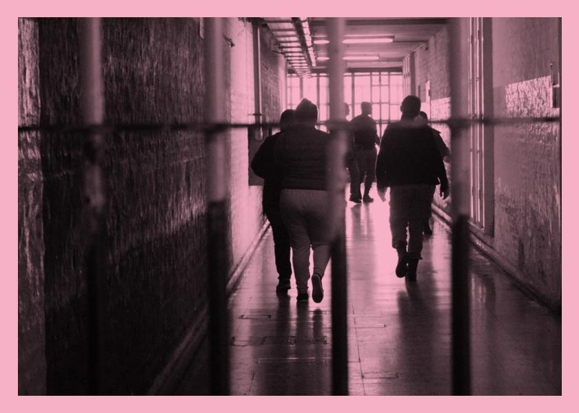 Parí como una condenada: violencia obstétrica en la cárcel