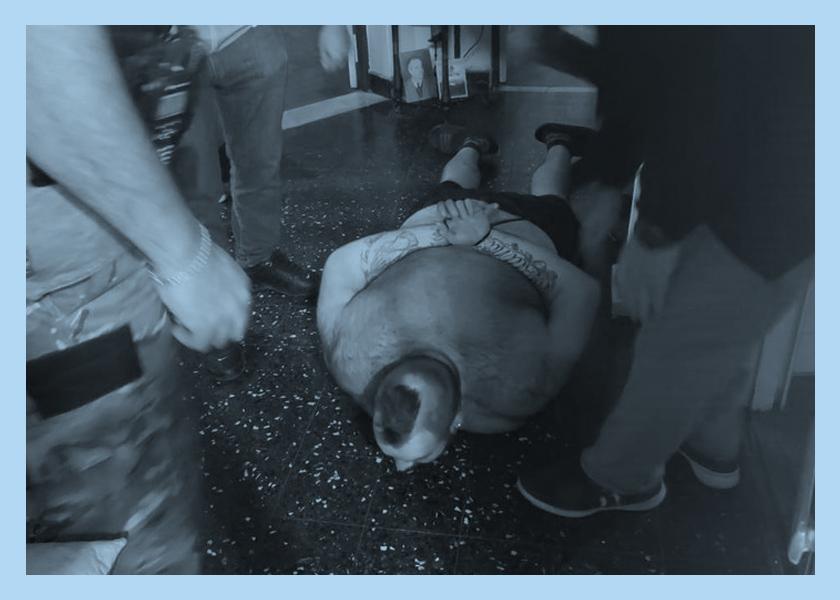 Detuvieron al acusado de prender fuego a dos hombres que dormían en la calle