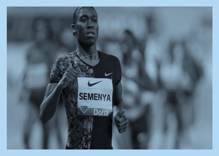 Caster Semenya o qué es ser una mujer