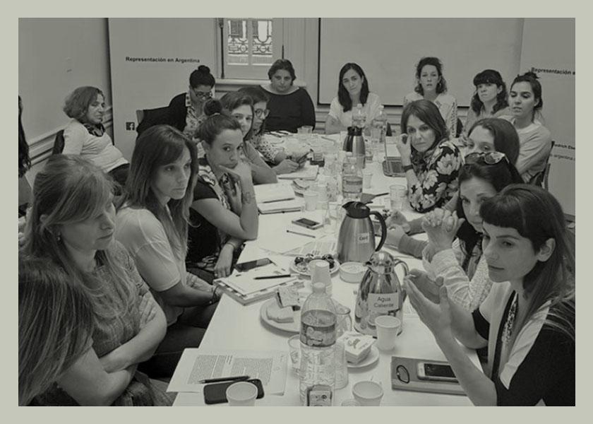 #OjoParitario: un compromiso con la paridad de género