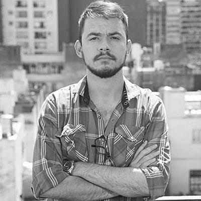 Martín Dzienczarski Beca Cosecha Roja - 29 de noviembre de 2017 - Buenos Aires, Argentina. Fotos Victoria Gesualdi