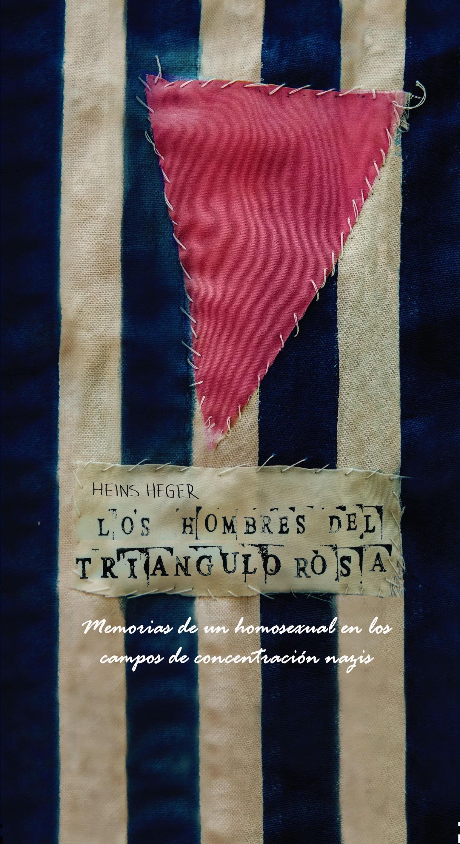 Los hombres del triángulo rosa portada