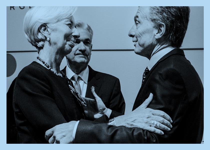 ¿Quién quiere ser Lagarde?