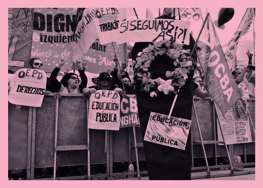 Radiografía de la protesta social en la provincia