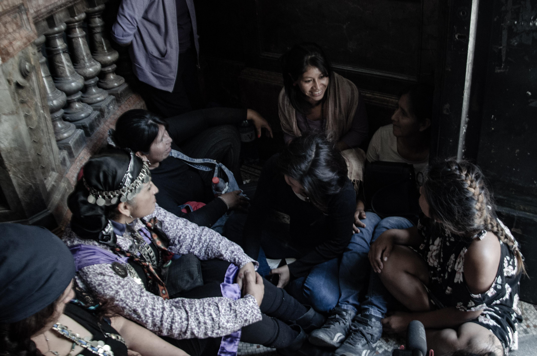 Equipo de Comunicación del Movimiento de Mujeres Indígenas por el Buen Vivir