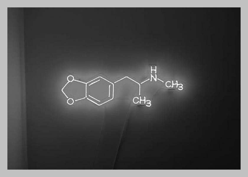 MDMA: el polvito del amor