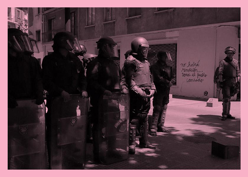 Chile hoy: entre la desigualdad y las violaciones a derechos humanos