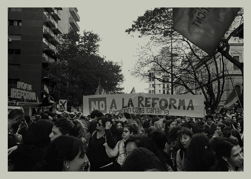 reforma uruguay
