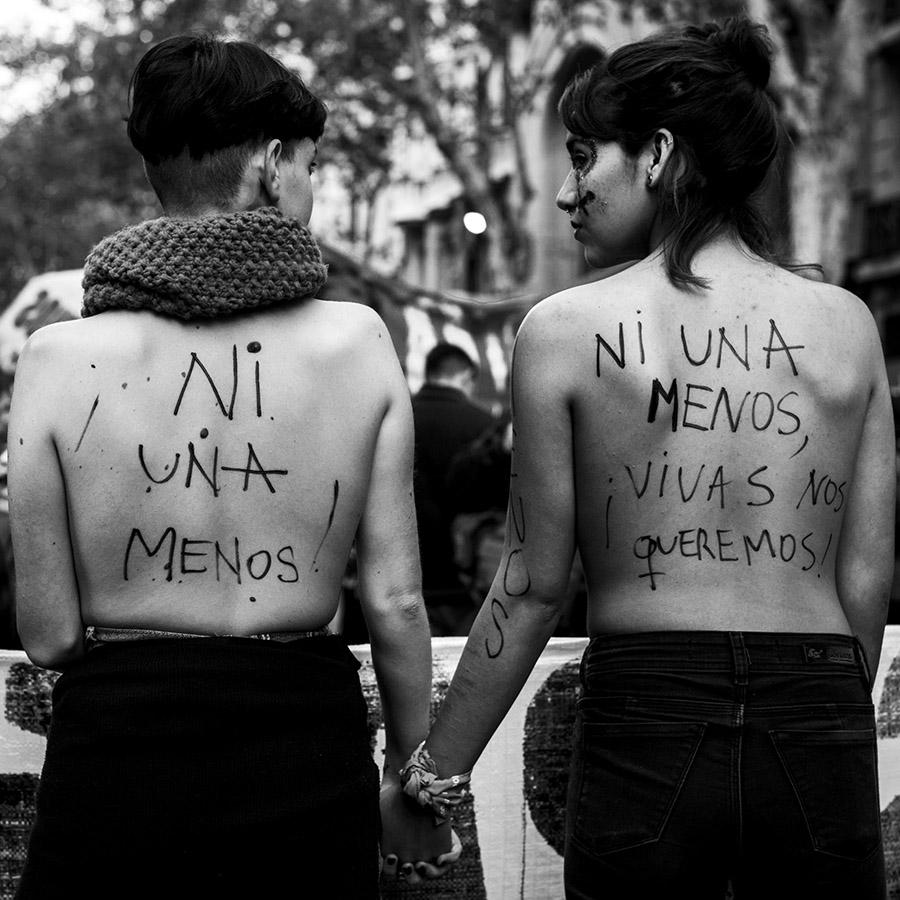 NiUnaMenos
