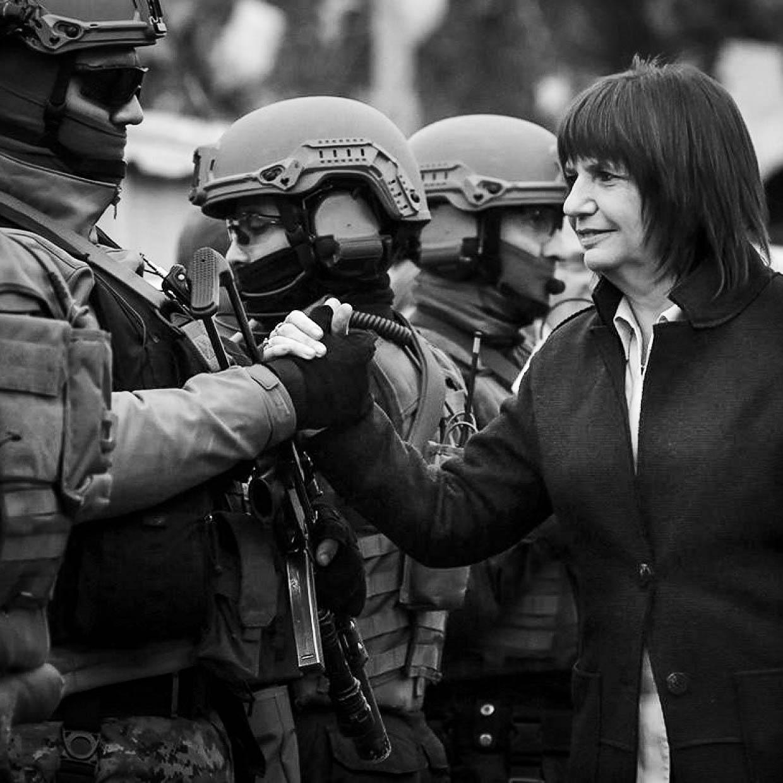 bullrich-gendarme