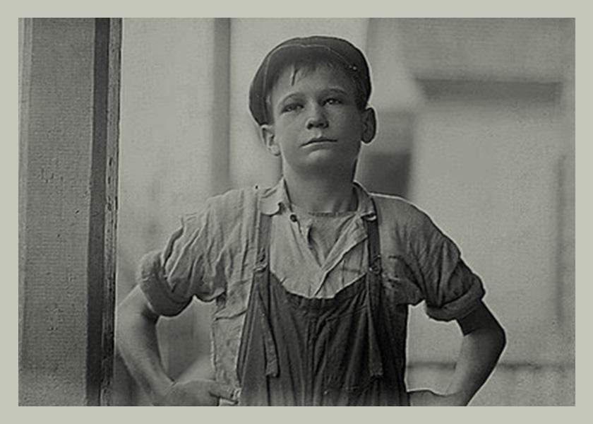 El niño proletario