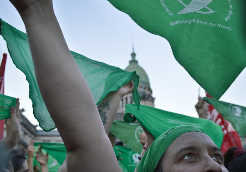 #19F: el aborto será ley