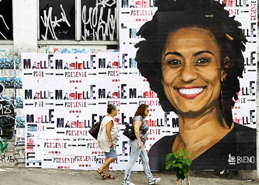 Laboratorio Favela: la investigación de Marielle Franco antes de ser asesinada