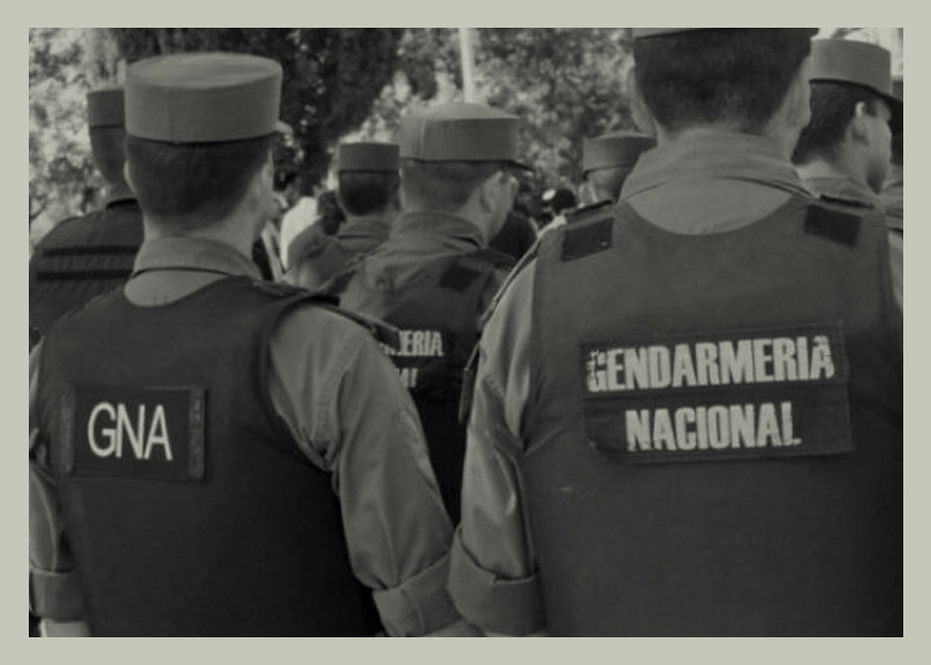 Fuerzas de seguridad y cuarentena: una relación complicada