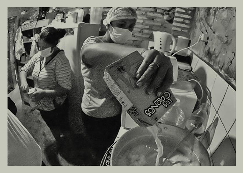 Paraguay: la olla popular en cuarentena