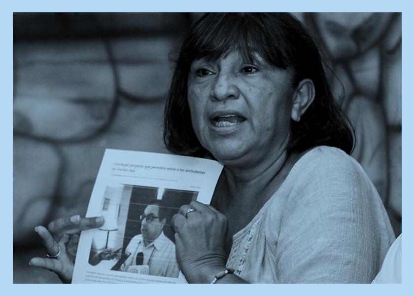 Coronavirus en México: víctimas solas y sin custodia