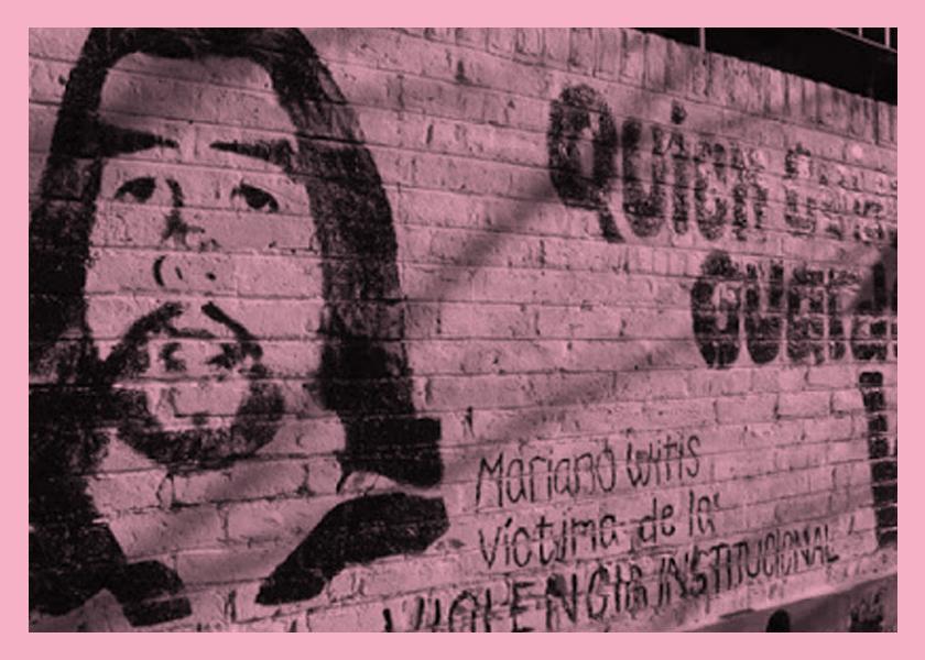 Mariano Witis, un reclamo de justicia sin punitivismo