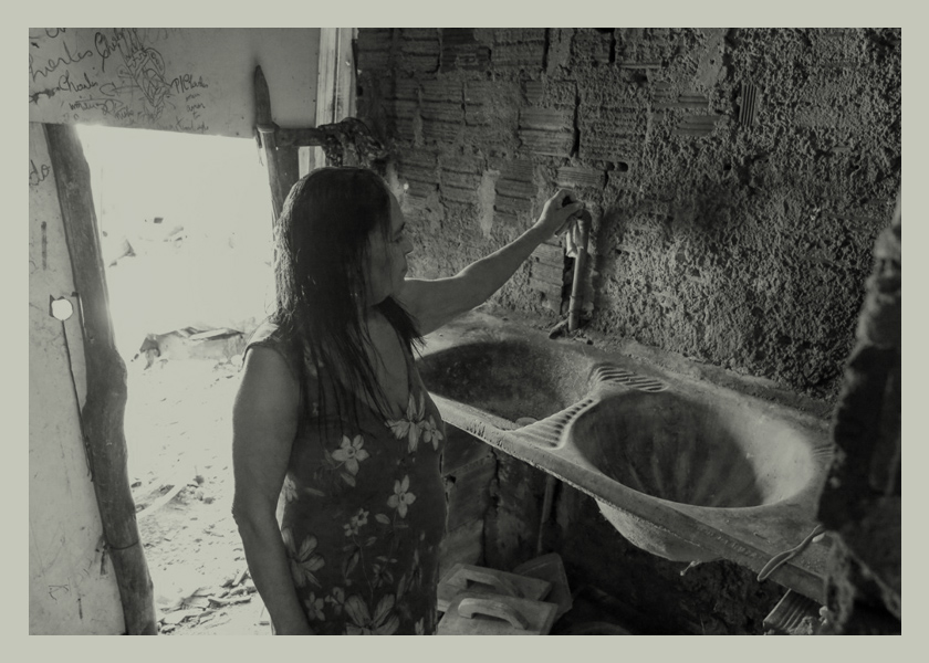 Brasil: cómo lavarse las manos sin agua