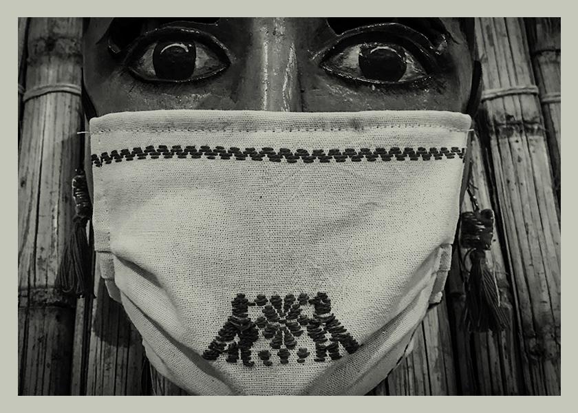 Los cubrebocas de Cuetzalan: arte indígena contra la pandemia (y el machismo)