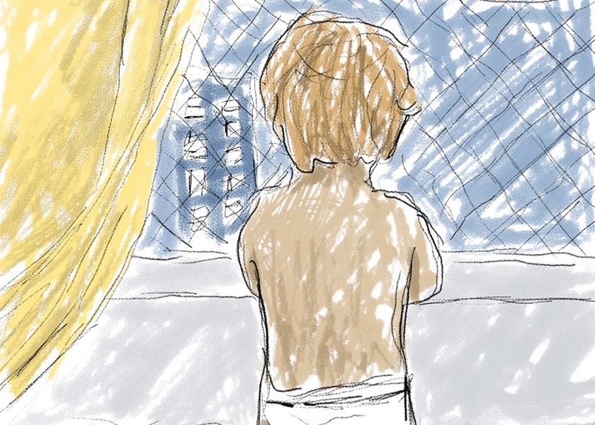 Hogares de niños en CABA: aislados y en riesgo