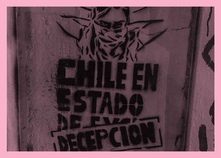 La seducción pandémica del gobierno chileno