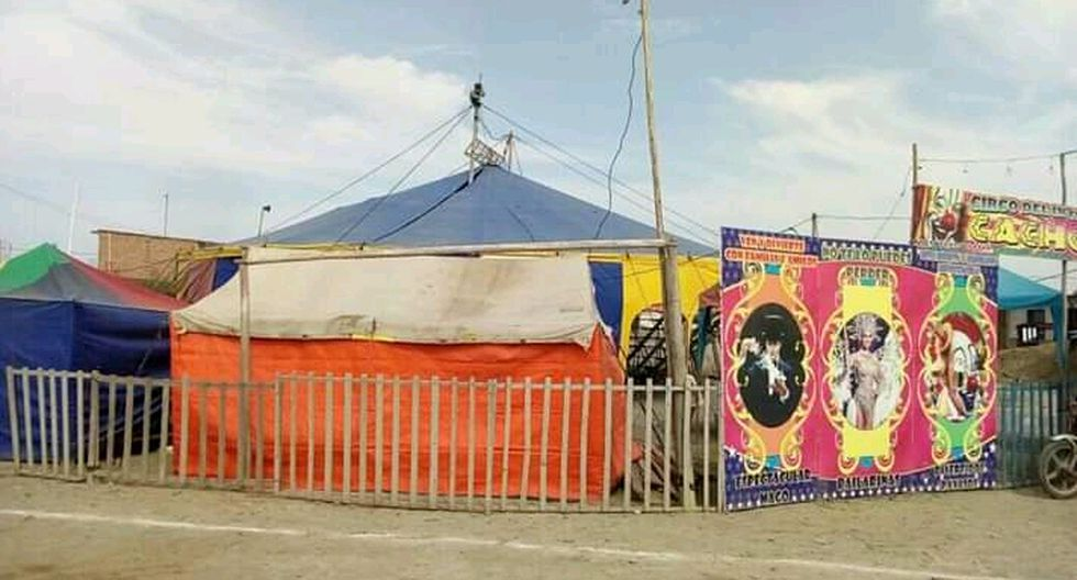 circo peru