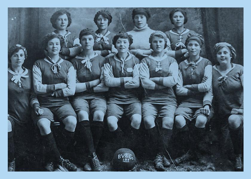Mujeres y fútbol: queremos el poder