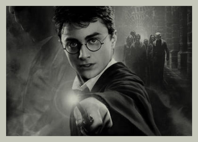 Harry Potter te ama (pero su autora no)
