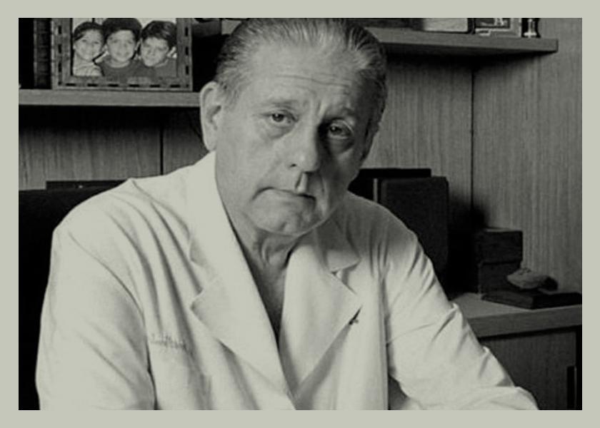 René Favaloro: un disparo al corazón