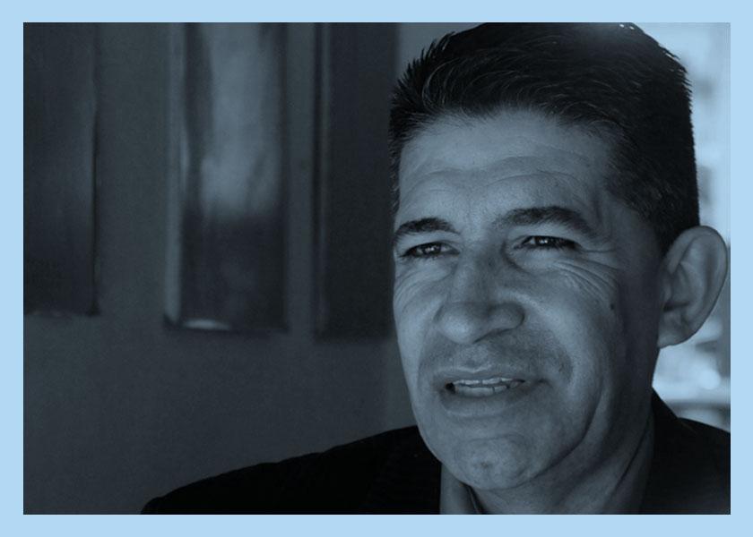 Eduardo Trasante, el hombre que convivió con la muerte