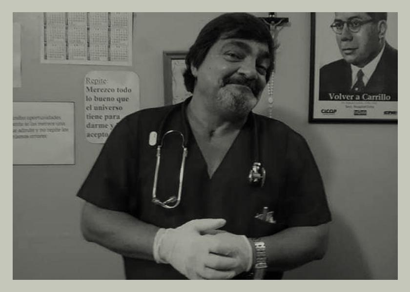 Murió el jefe de Enfermería del Evita: un héroe de la primera línea