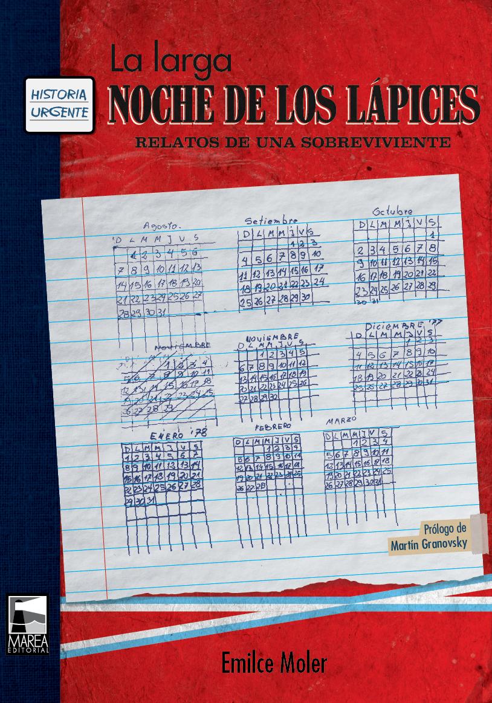 Tapa La larga Noche de los Lápices Emilce Moler