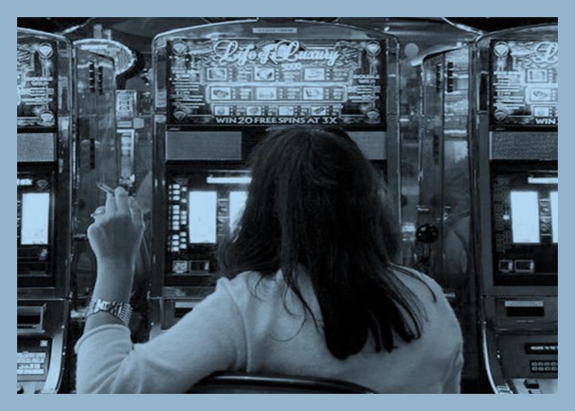 Timba y estafa en los bingos virtuales del conurbano