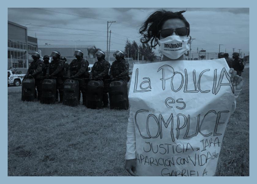 Femicidios y desapariciones en Jujuy: pidieron Justicia y les respondieron con balas