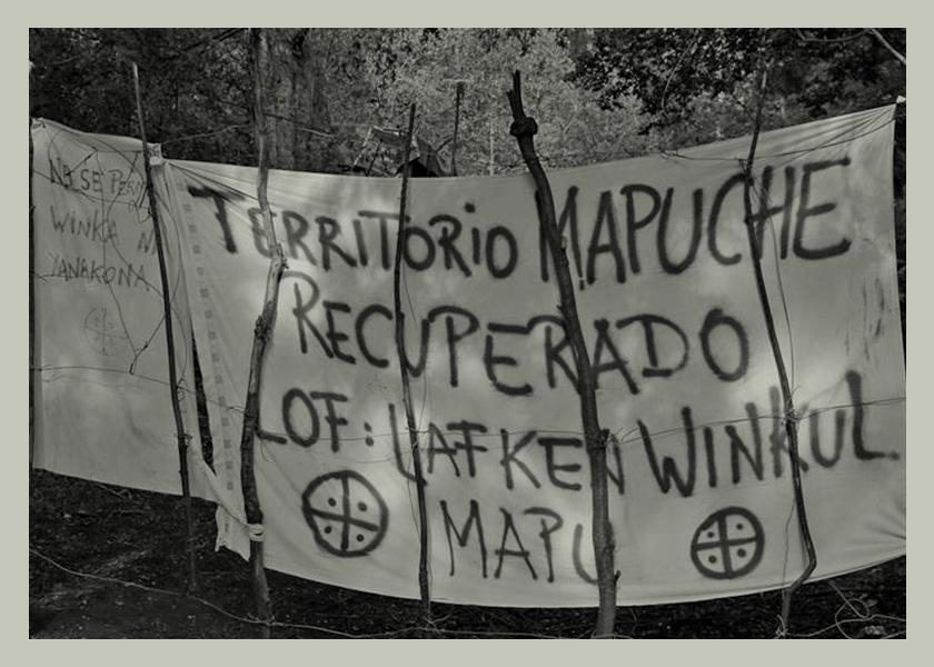 mapuche villa mascardi