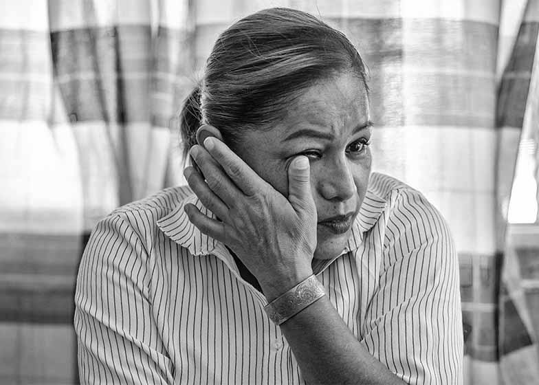 Siete años después de buscar a su hijo, Marcela lo identificó en el expediente de un homicidio que ocurrió el mismo día de la desaparición.