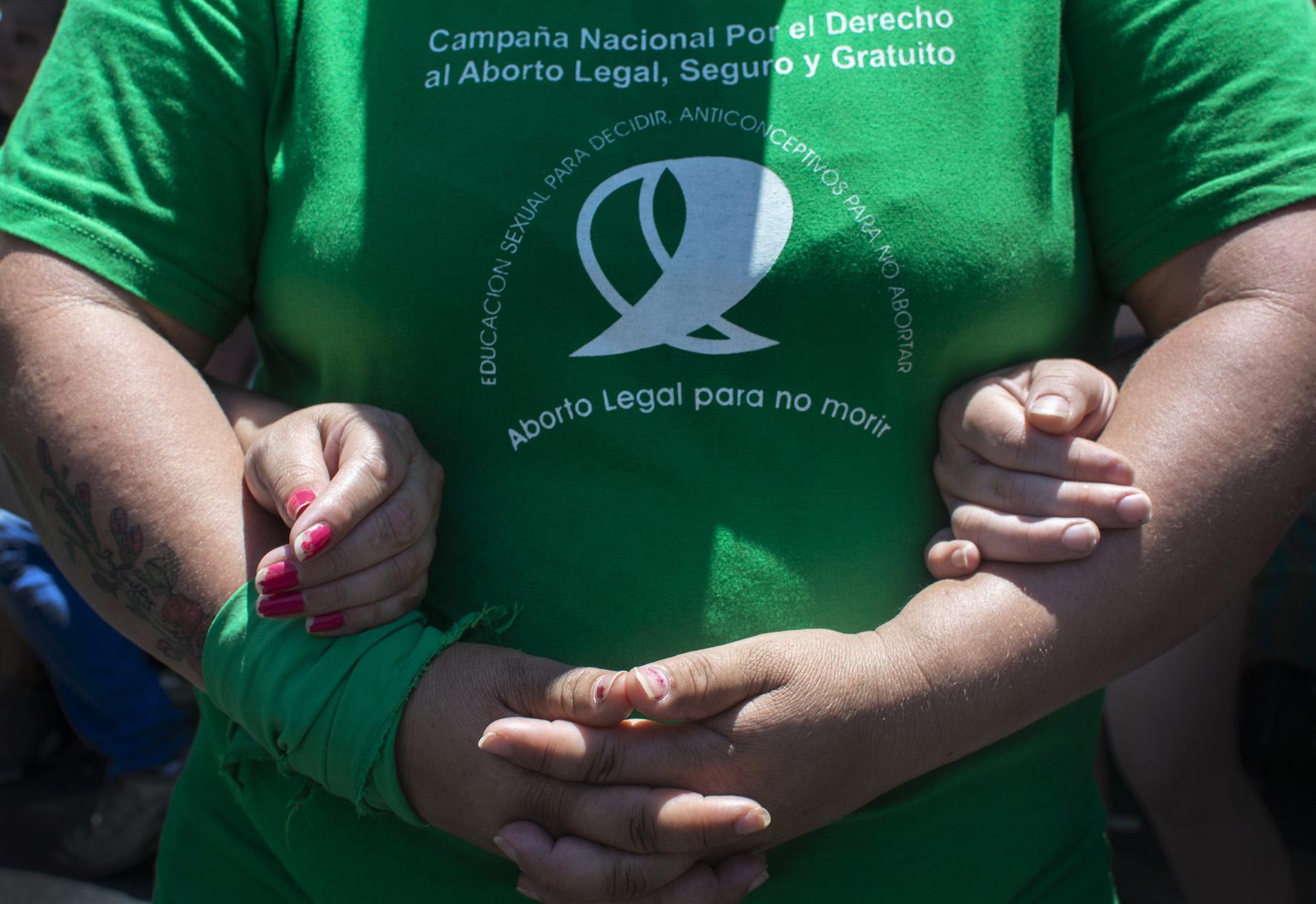 Más cerca del aborto legal: media sanción para el proyecto de ley