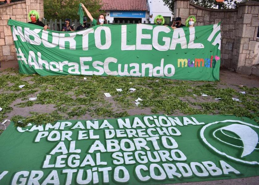 Córdoba: murió por un aborto inseguro
