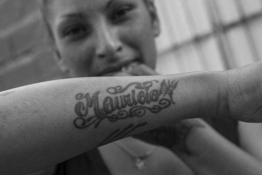 Hermana de Mauricio Ramos.