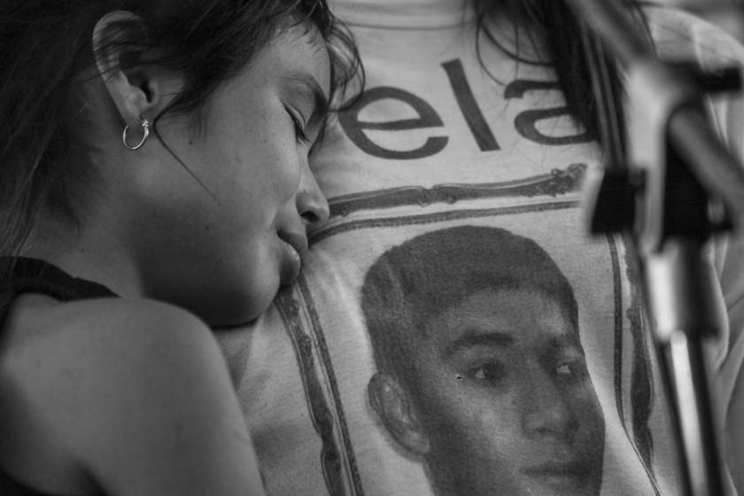 Ahijada y tía de Mauricio Ramos