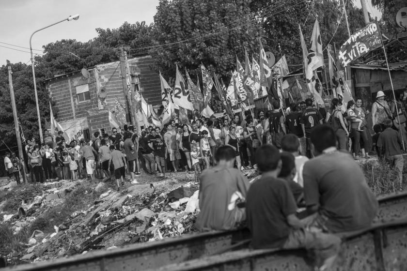 Movilización a los 7 años de la masacre