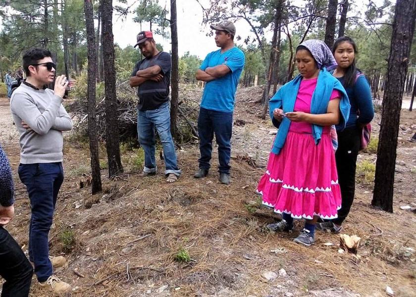 Raramuris: resistencia ancestral y feminista en el noroeste mexicano
