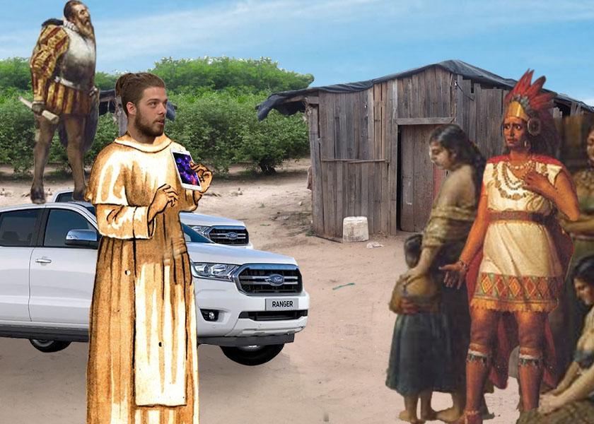 Del Inca Atahuallpa a Santi Maratea: un diálogo trunco de 500 años
