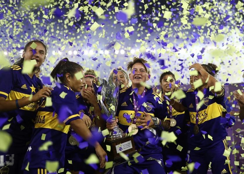 Los desafíos del fútbol femenino para 2021: federalización y mayor competitividad