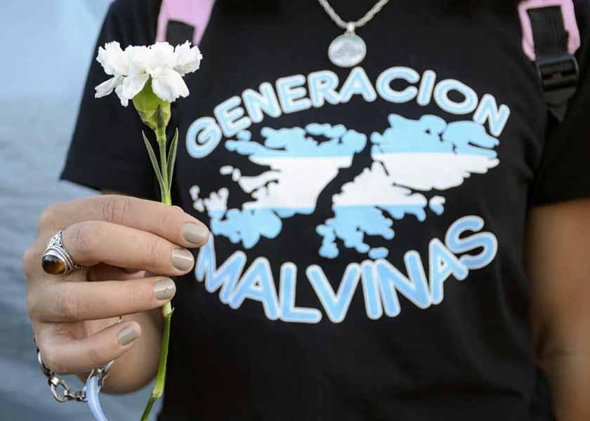 Malvinas todo el año: hijxs de ex combatientes luchan contra el olvido